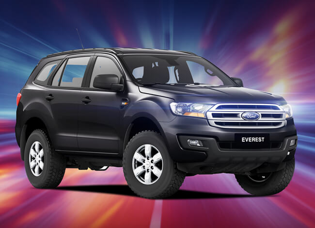 Win A Ford Everest Ambiente