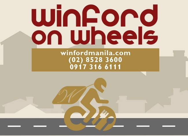 Winford on Wheels